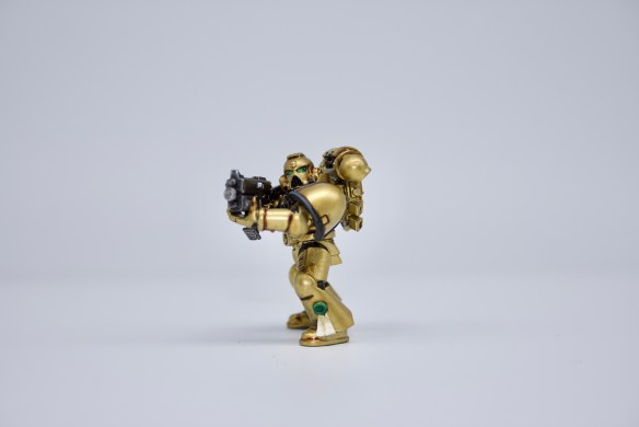 Space Marines 9 -Golden Gryphon 2