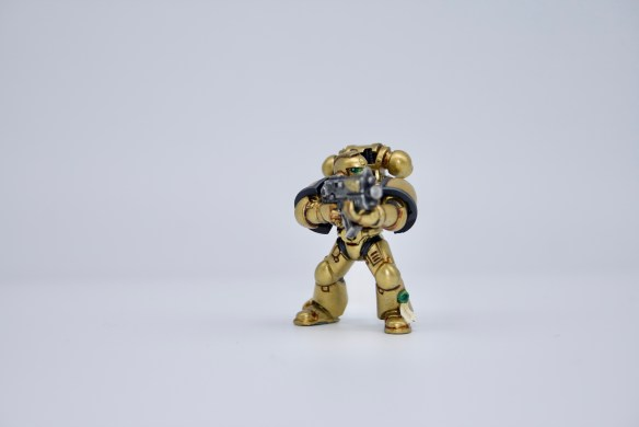 Space Marines 9 -Golden Gryphon 1
