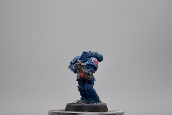 Space Marine - Crimson Fist 2