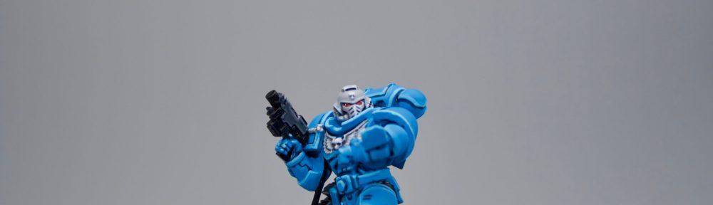 Space Marine Emperor's Spears - 2