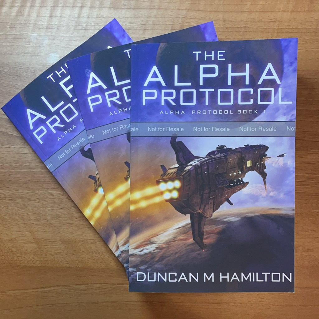 The Alpha Protocol out on 23 Feb!