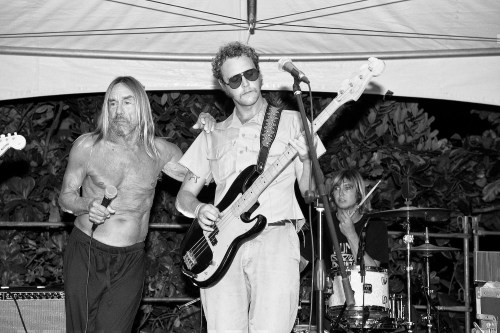 Iggy Pop, Billabong, Billabong house, Hawaii, Creed Mctaggart, Wash, Band, Bass Playing, Duncan, Duncan Macfarlane, Duncan Macfarlane Photography, waves, Ocean, art, fine art, prints, South Africa, surfing photography, Surf, Surf Photography, Surfing, Journals, Journalling