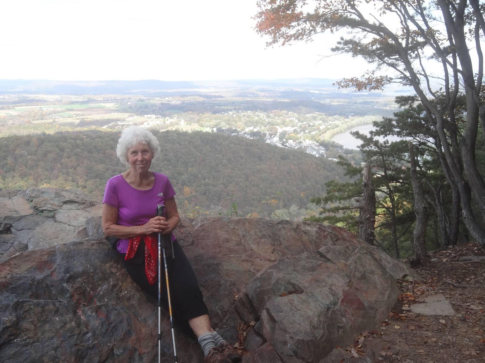 Image result for older hiker