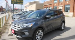 2019 Ford Escape SEL – ROOF, REMOTE START! SAFE SMART AND SUN STYLE PACKAGE!