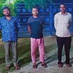 রূপগঞ্জে ৩৯ কেজি গাঁজাসহ আটক ৩, প্রাইভেটকার জব্দ