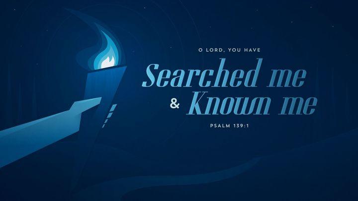 Psalm 139 : 1