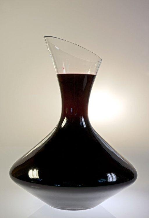 осветление черносмородинового вина