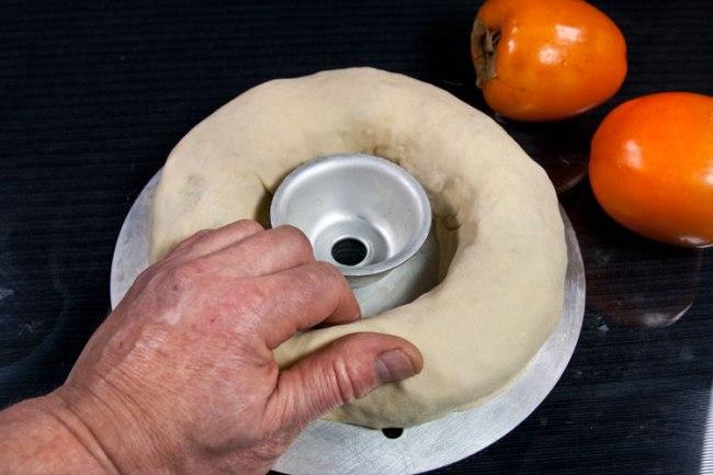 укладка хунона (ханума) на ярус пароварки