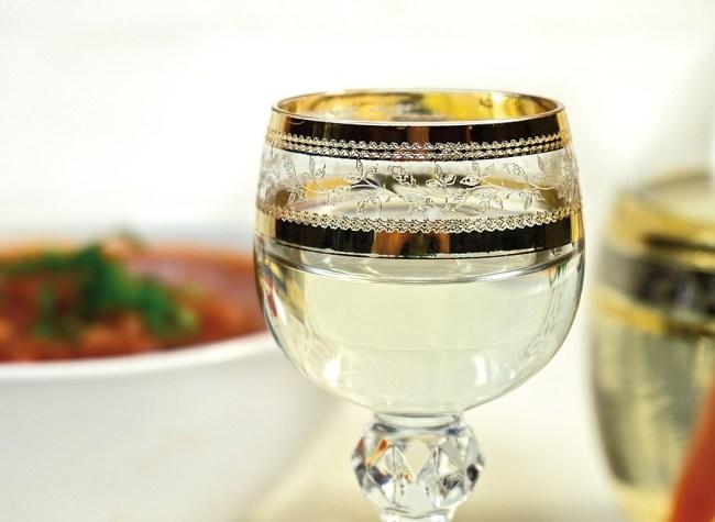 водочная настойка на перце и чесноке