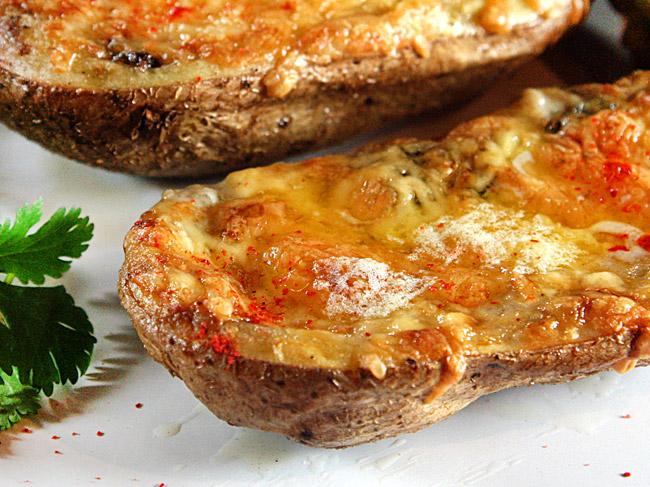 жюльен в кокотнице из картофеля от www.dunduk-culinar.ru