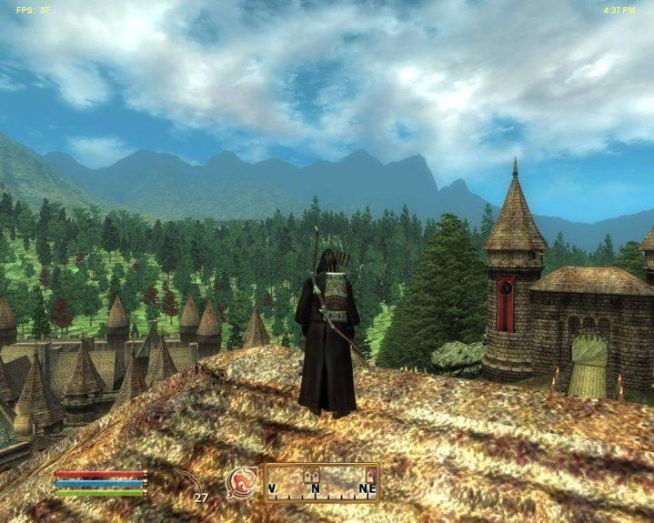 Tthe Elder Scrolls IV: Oblivion