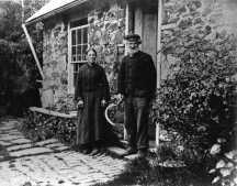 Elizabeth Sherriff and Edwin Tanner