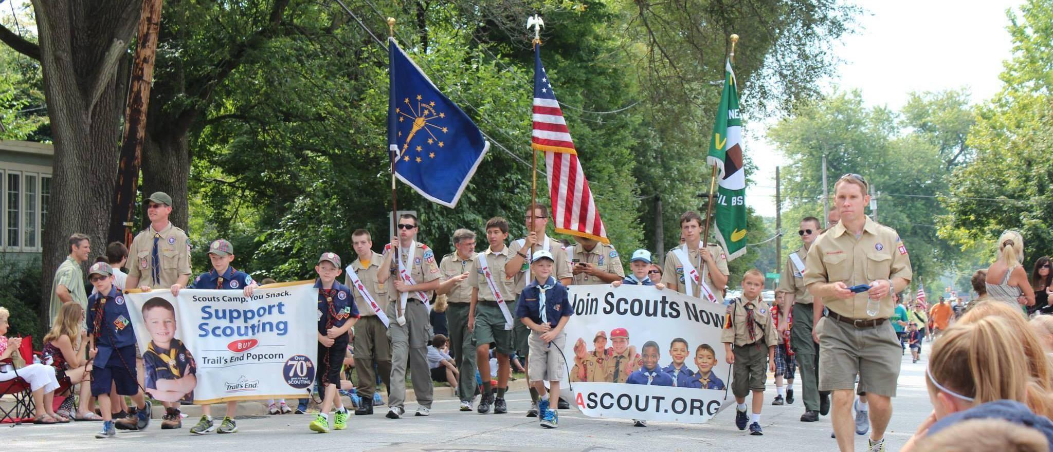 Boy Scout Earnings Stolen During Popcorn Fest