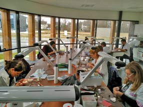 практически курс за зъботехници изработка силиконови еластични зъбни протези термосенс