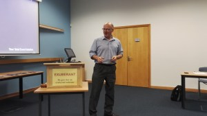 Eoin - Dunfermline Toastmasters