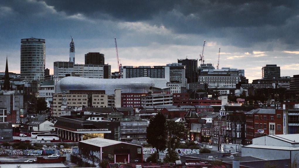 Birmingham City Photo