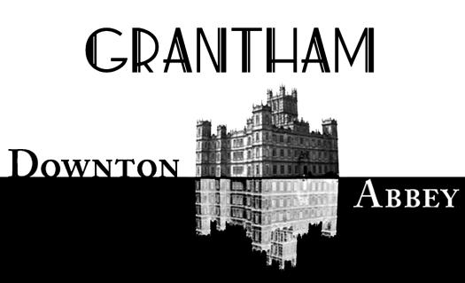 grantham downton abbey