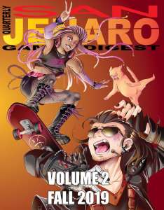 San Jenaro Game Digest, Volume 2