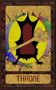 Card image for Deck of Many Things -Throne