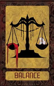 Card image for Deck of Many Things -Balance