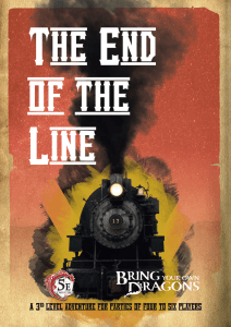 D&D one-shot End of the Line
