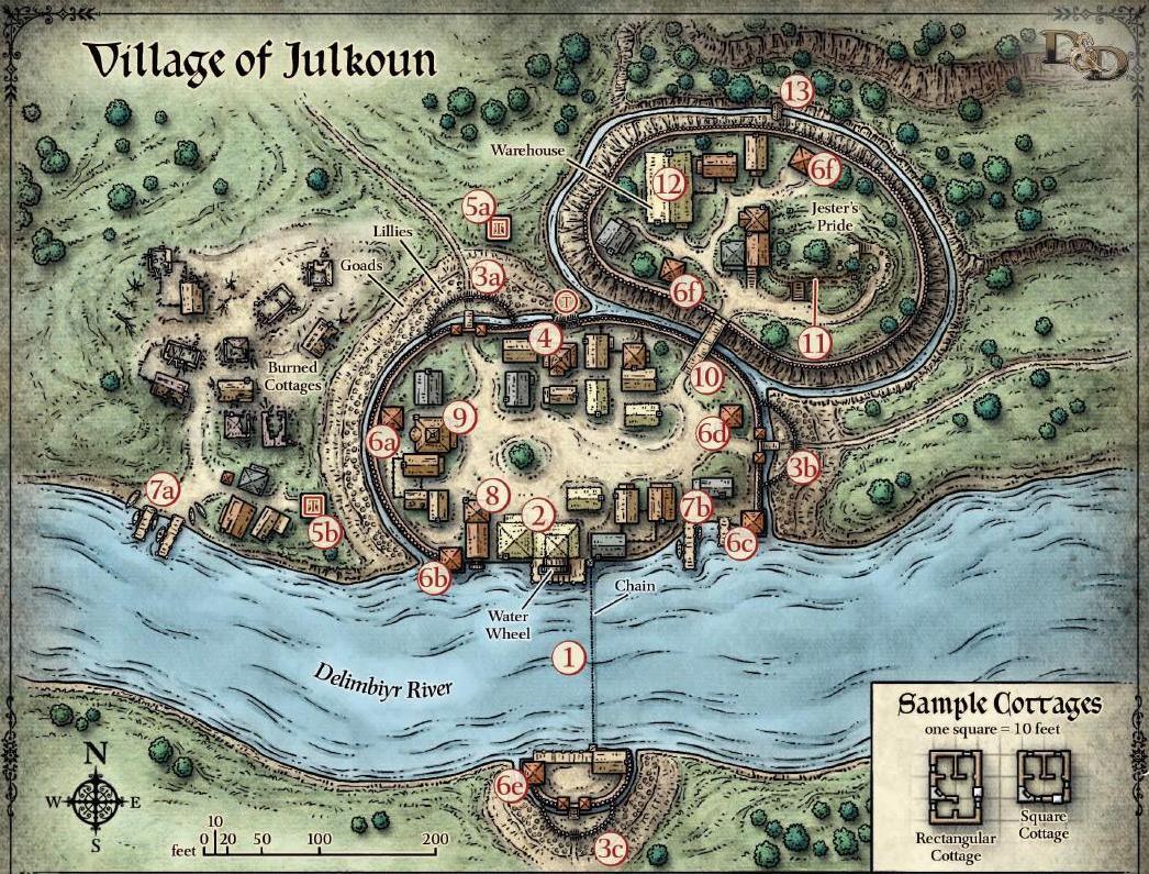 Forgotten Realms Citymaps