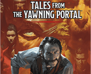 dnd 5e book, Tales from the Yawning Portal