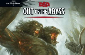 d&d 5e book, Out of the Abyss