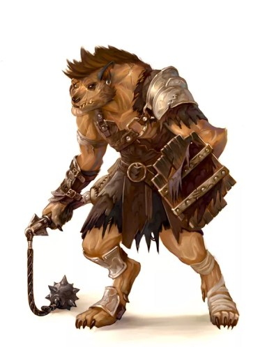 havoc runner tome of beasts dnd 5e