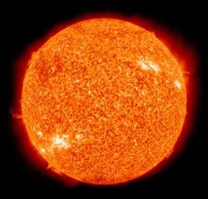 Matahari (Sumber: wikipedia)