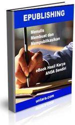 Gambar ebook menulis membuat dan mempublikasikan ebook