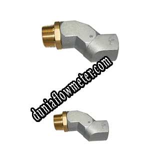 Swivel Nozzle Gun 1 inchi