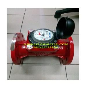 Jual Hot Water Meter SHM Size 4 Inchi