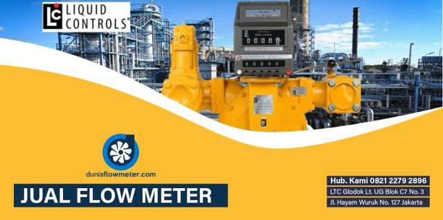 jual flow meter LC