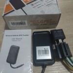 Sensor level tangki dan suhu gps