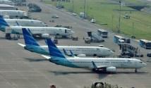 Gandeng BUMN China, Garuda Bangun Pabrik Ban Pesawat di Tangerang