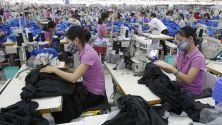 Kuartal 1 2019, Industri Tekstil Tumbuh Paling Tinggi