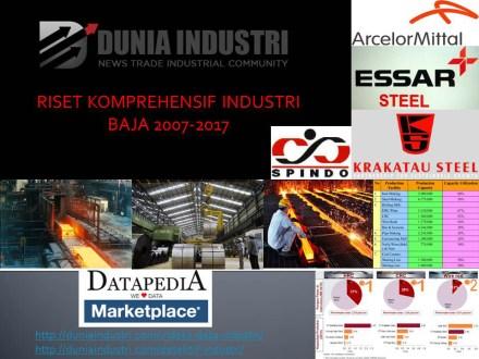 "<span itemprop=""name"">Riset Komprehensif Industri Baja 2007-2017</span>"