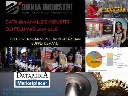 """<span itemprop=""""name"""">Data dan Analisis Industri Oli Pelumas 2007-2016</span>"""