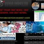 Riset Pasar Obat Bebas, Obat Generik, dan Obat Herbal