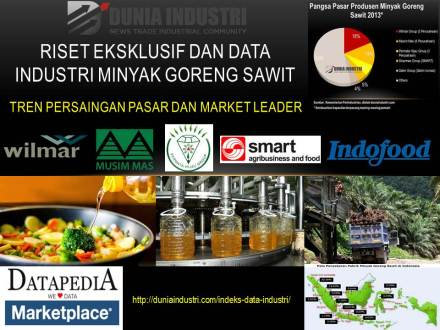 "<span itemprop=""name"">Riset Eksklusif dan Data Industri Minyak Goreng Sawit (Tren Persaingan Market Leader)</span>"