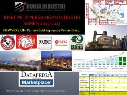 """<span itemprop=""""name"""">Riset Pasar dan Analisis Peta Persaingan Industri Semen (NEW Version)</span>"""