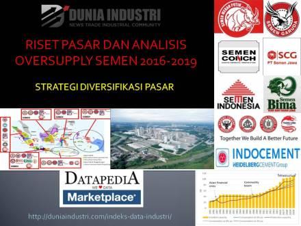 "<span itemprop=""name"">Riset Pasar dan Analisis Oversupply Semen (2016-2019)</span>"