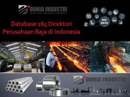 """<span itemprop=""""name"""">Database 165 Direktori Perusahaan Baja di Indonesia</span>"""