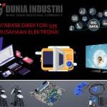 Database Direktori 935 Perusahaan Elektronik di Indonesia