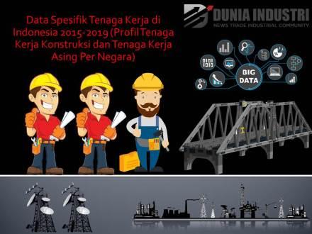 """<span itemprop=""""name"""">Data Spesifik Tenaga Kerja di Indonesia 2015-2019 (Profil Tenaga Kerja Konstruksi dan TKA Per Negara)</span>"""