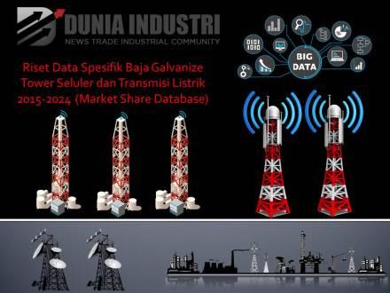 "<span itemprop=""name"">Riset Data Spesifik Baja Galvanize Tower Seluler dan Transmisi Listrik 2015-2024 (Market Share Database)</span>"
