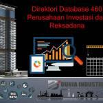 Direktori Database 460 Perusahaan Investasi dan Reksadana