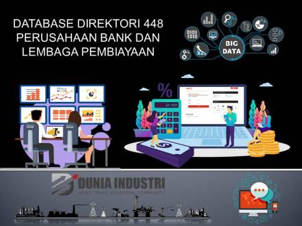 """<span itemprop=""""name"""">Database Direktori 448 Perusahaan Bank dan Lembaga Pembiayaan</span>"""