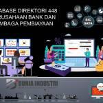 Database Direktori 448 Perusahaan Bank dan Lembaga Pembiayaan